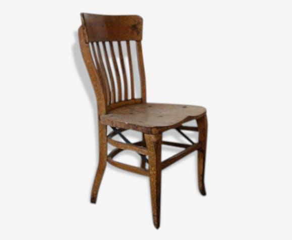 Ancienne Chaise De Bureau