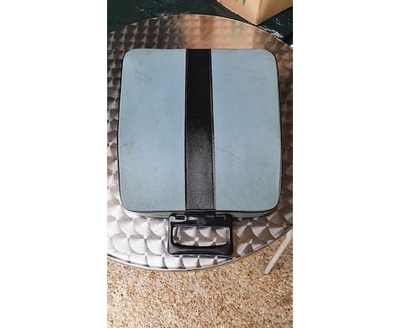 Machine à écrire Olivetti Lettera 32 bleue