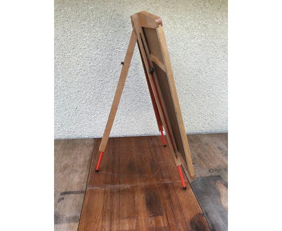 Blackboard schoolboy child wood