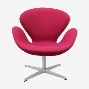 Swan armchair Arne Jacobsen Fritz Hansen