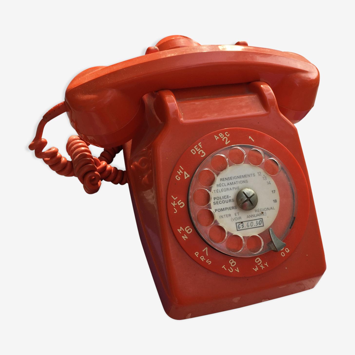 Télephone des années 1970