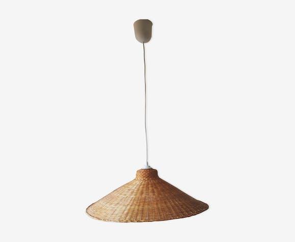 Rattan hanging lamp 70