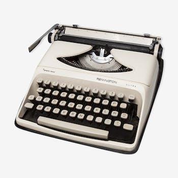 Machine à écrire remington elitra