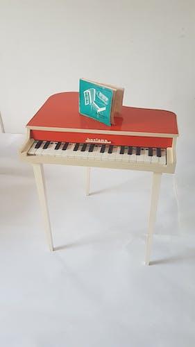 Vintage children's piano