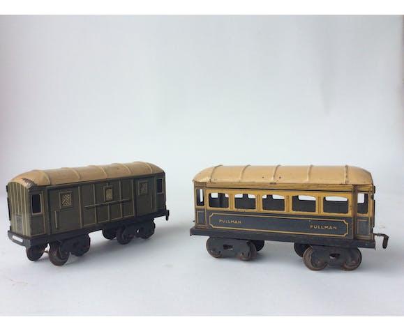 Ancien jouet train