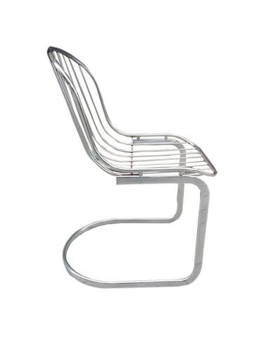 Chaise Gastone Rinaldi design 1970