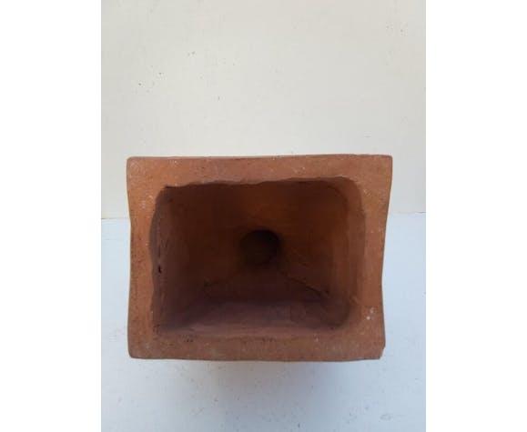 Bust Charles Nungesser terracotta gaston petit