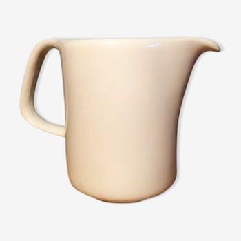 Pichet à lait Sarreguemines