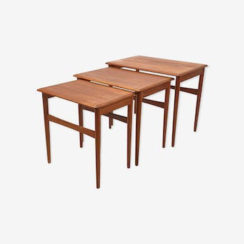 Tables by BR Gelsted Denmark, 1960s
