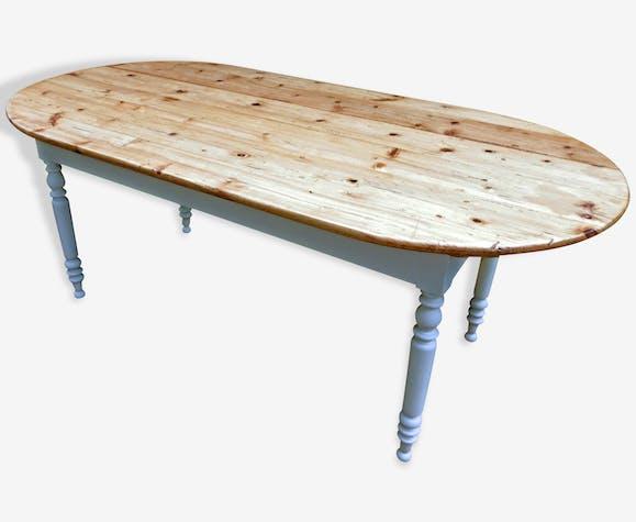 grande table ovale pour salle manger - Grande Table Ovale
