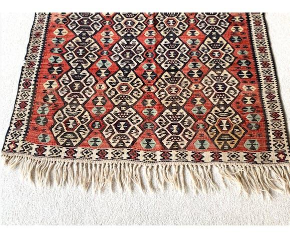 Vintage kilim carpet 100x142cm