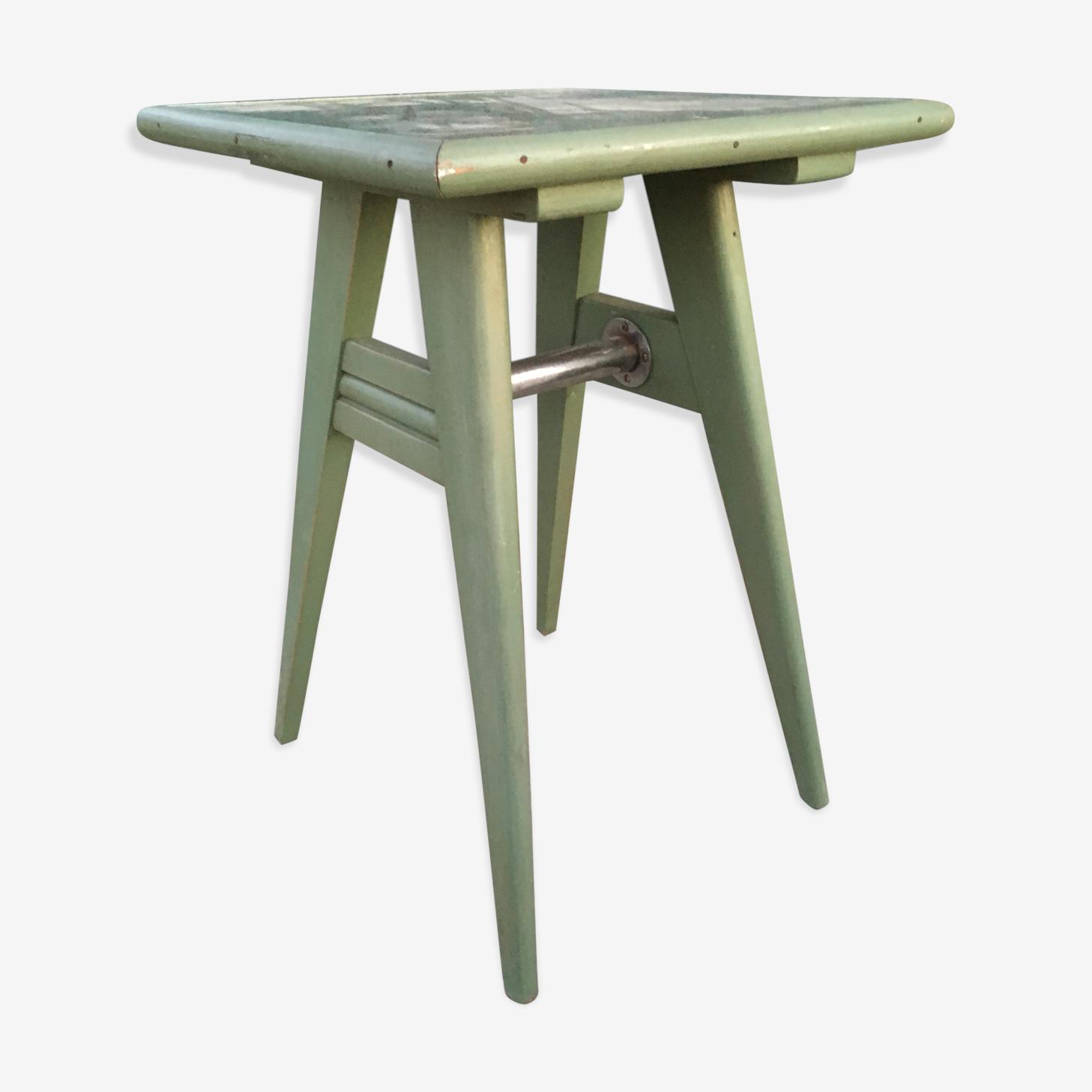 Table stella bistrot moderniste, 1960