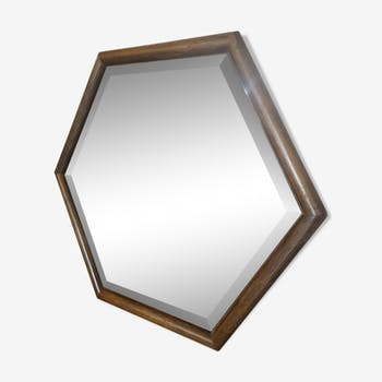 Large hexagonal mirror
