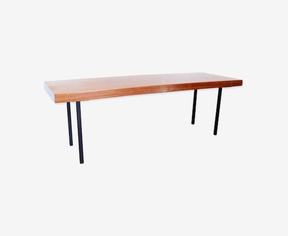 Table Basse Avec Rallonge.Table Basse Avec Rallonge Teck Bois Couleur