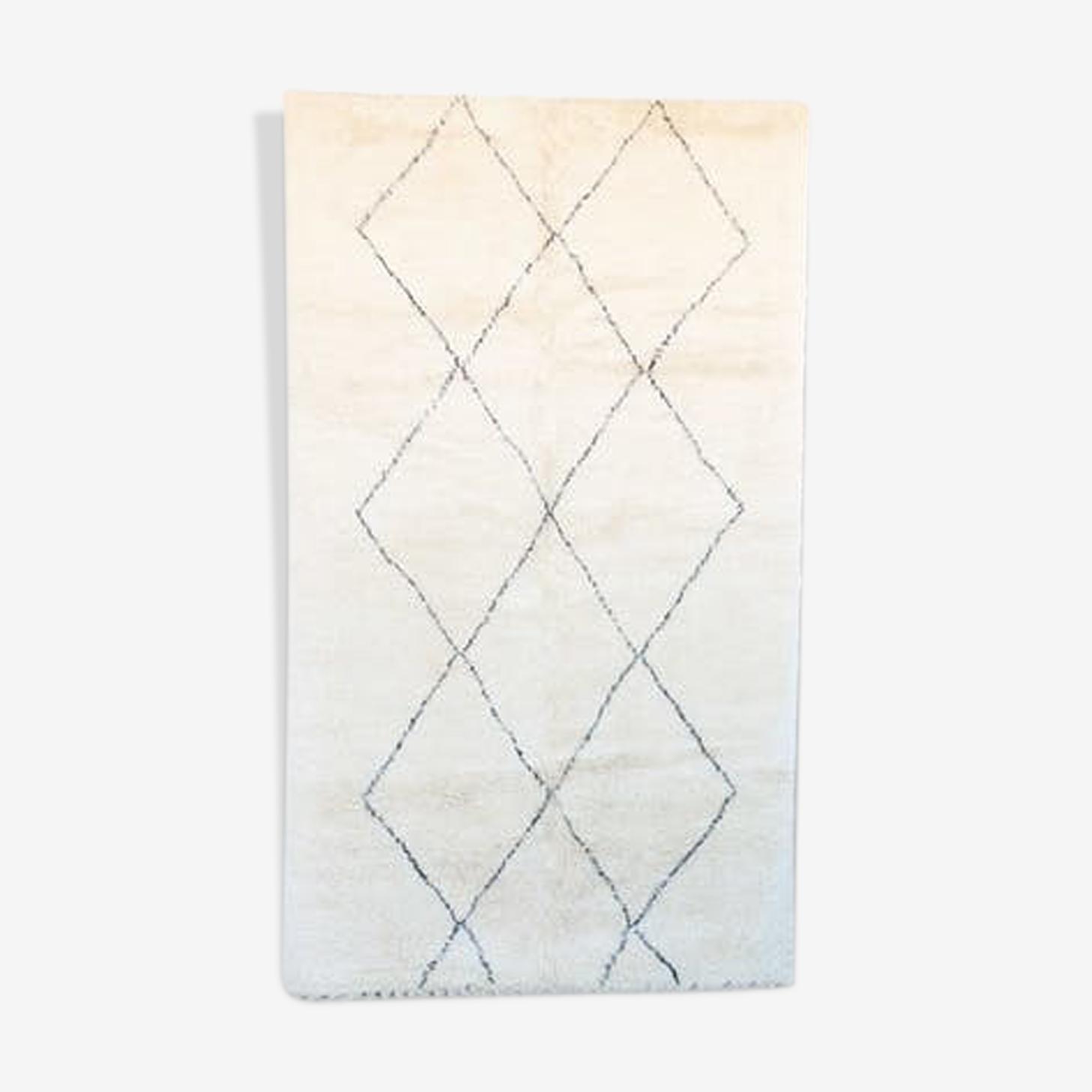Tapis berbere laine 160x260cm