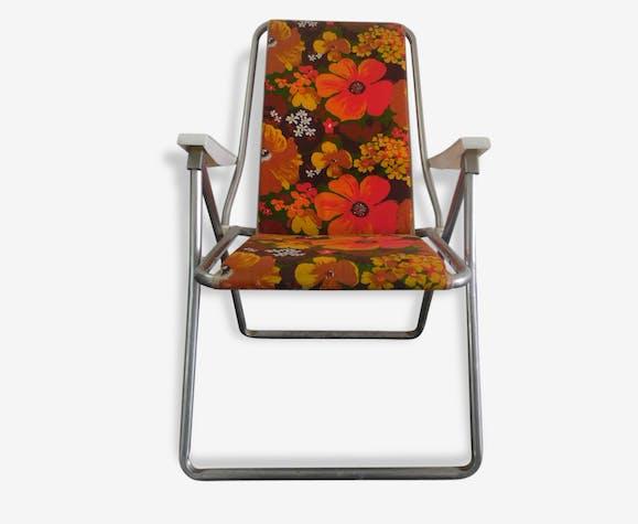 Chaise pliante de camping KETTLER vintage.
