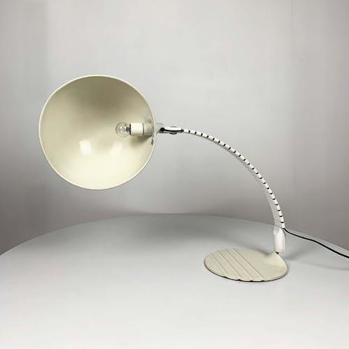 """Lampe modèle """"660 flex table lamp"""" par Elio Martinelli pour Martinelli Luce, 1970"""