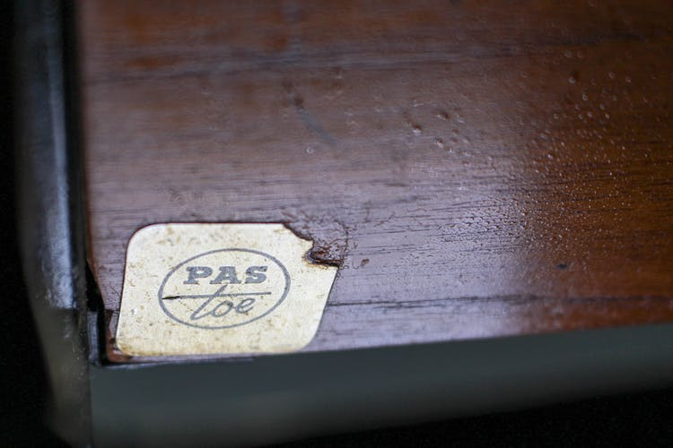 Lit Auping par Cees Braakman Japanese Series par  Pastoe