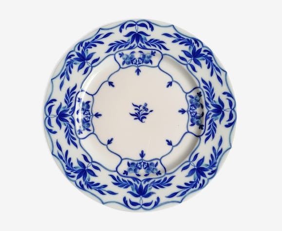 Assiette Limoges Tiffany and Co
