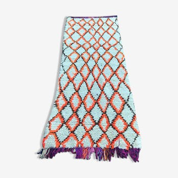 Beni ouarain 85x220cm carpet