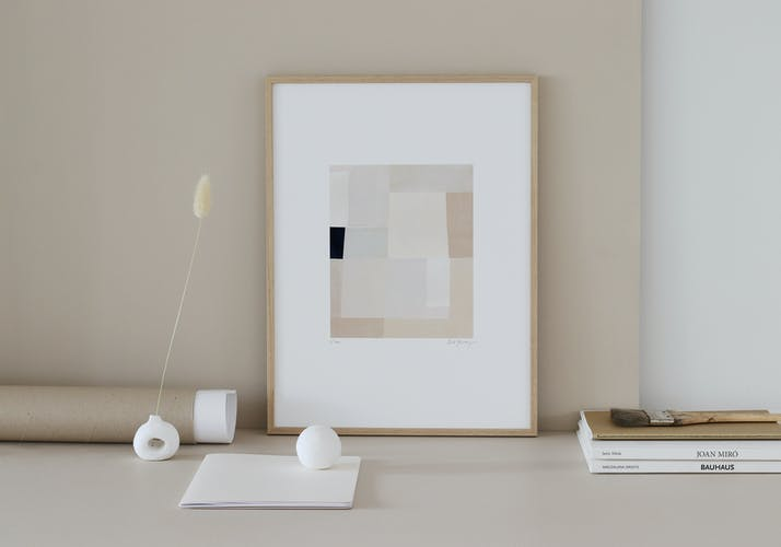 OAK Gallery Illustration Pattern - Oak Gallery
