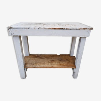 old patina white occasional furniture