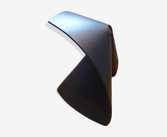 Wood stool by Japanese designer Shin Azumi