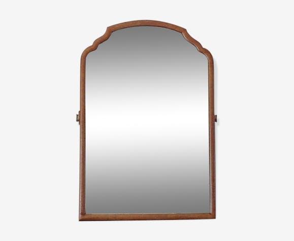 Ancien miroir 38x56cm