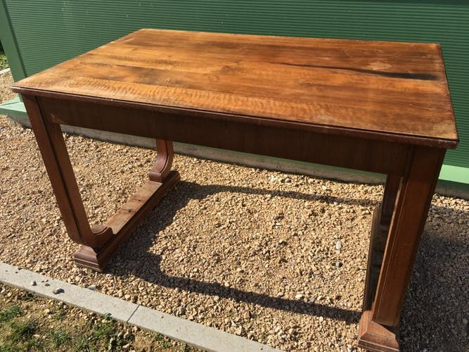 Bureau vintage en bois