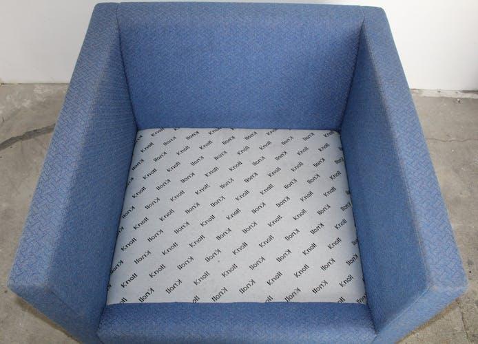 Paire de fauteuils Knoll design Charles Pfister