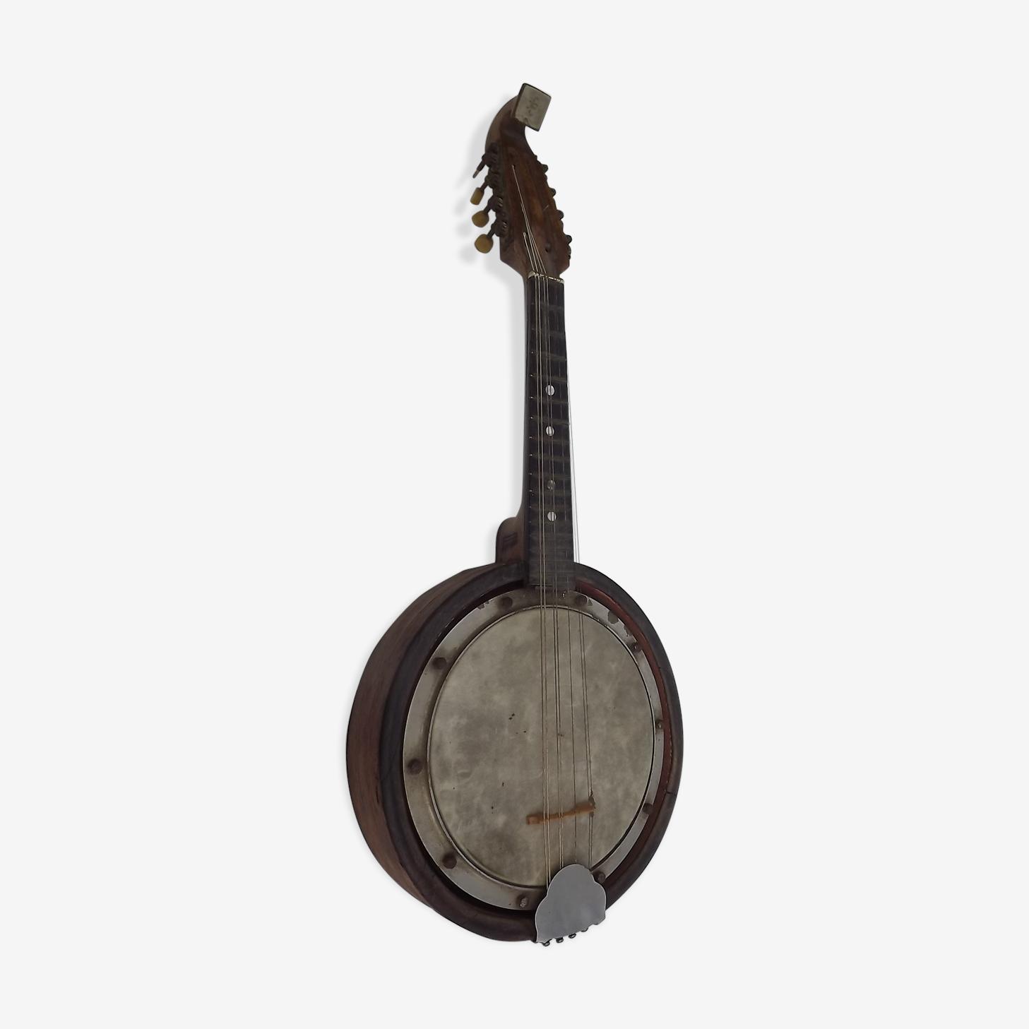 Banjo des Années 20 Parisiana