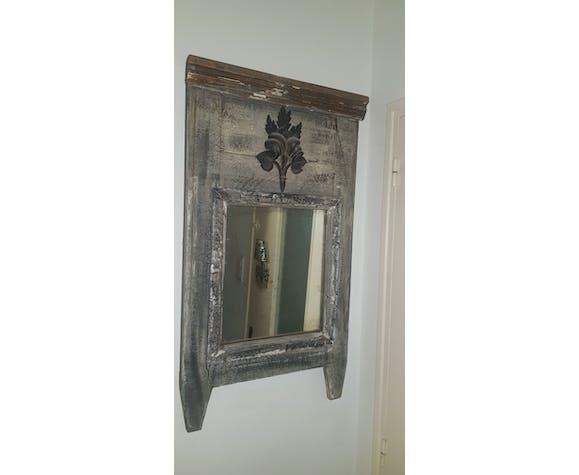 Ancient mirror 90x50cm