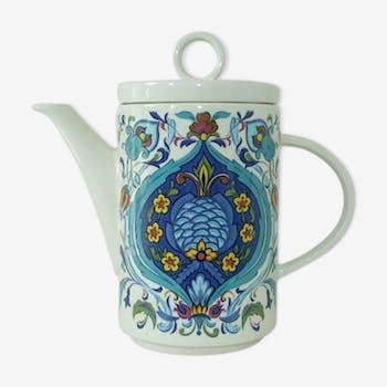 Cafetière porcelaine Izmir Villeroy & Boch vintage 1973