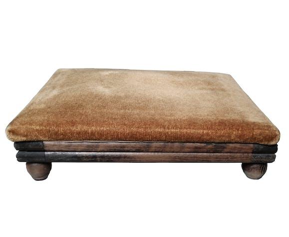 Rest feet early twentieth solid wood
