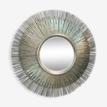 Miroirs vintage et anciens d 39 occasion for Miroir 2 metre