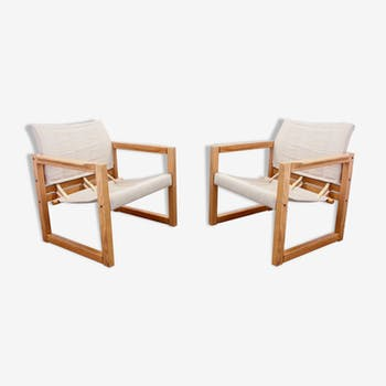 Armchairs by Karin Mobring for Ikea