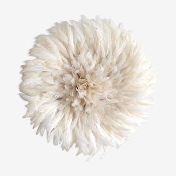 Juju hat blanc de 35 cm