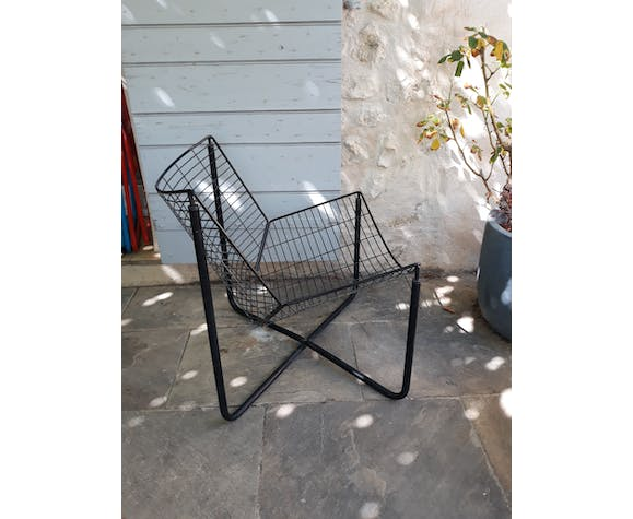 Set Giardino Rattan Ikea.Nils Gamellgaard S Jaspen Chair For Ikea 80s Selency