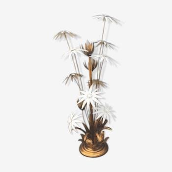 """Lampadaire """"fleurs"""" de Hans Kogl"""