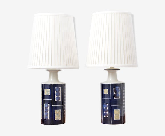 Pair of lamps E 7169 by Inge - read Koefoed