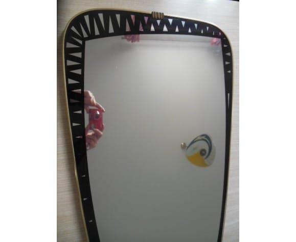 Vintage mirror - 80x40cm