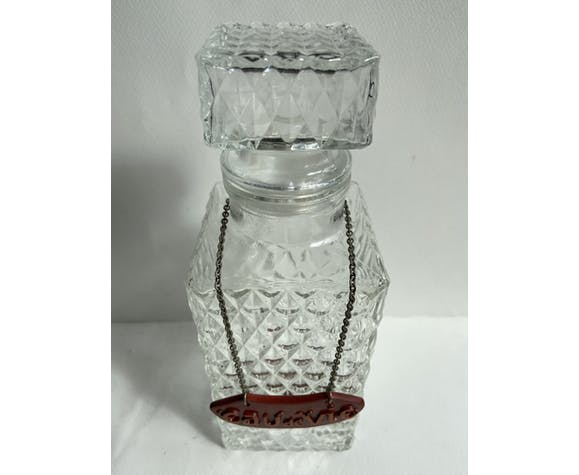 "Glass carafe ""Water of Life"""