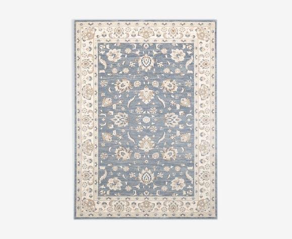 Tapis oriental bleu 120x170 cm bleu Zaya