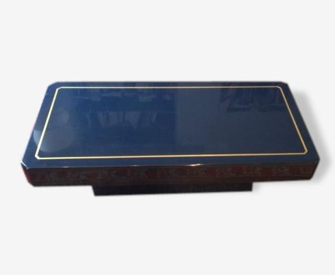 Élégante table basse 70's