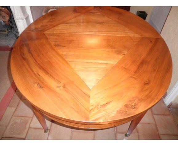 Extendable oval table 6 feet