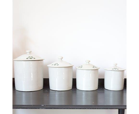 Pots ronds à épices