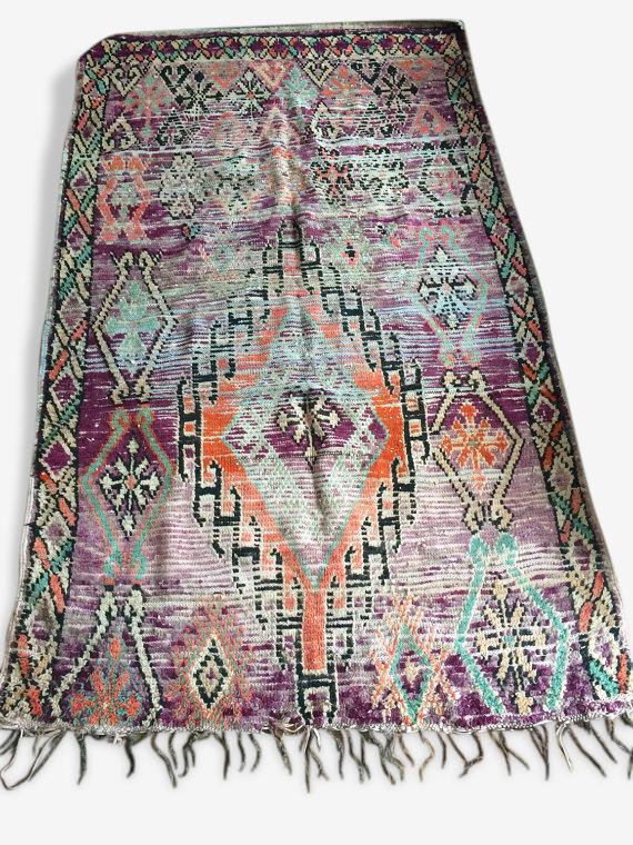 Boujaad vintage 235X155 cm