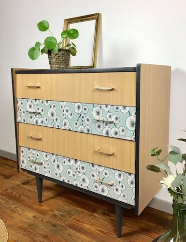 Vintage dresser revisited