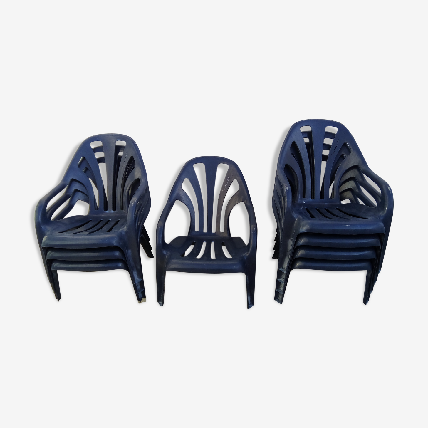 Chaises stamp Henry Massonnet