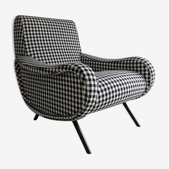 "Chair ""Lady 720"" by Cassina, by Marco Zanuso"